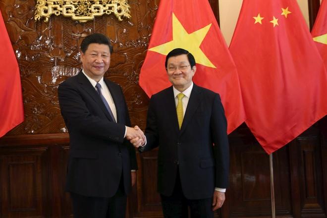'Long tin ve quan he Viet - Trung da bi suy giam' hinh anh 1