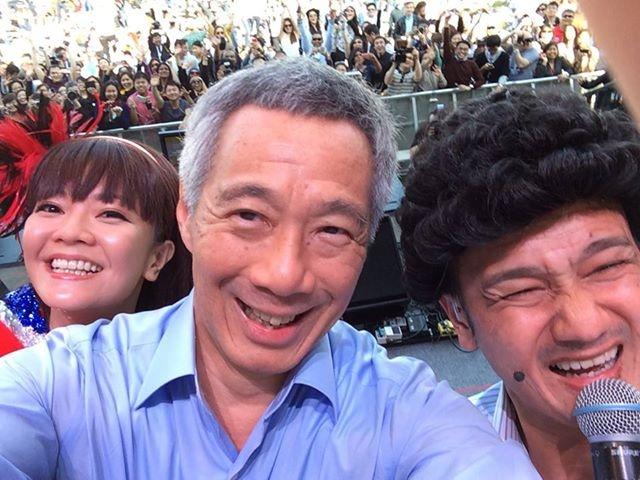 Thu tuong Singapore gan gui tren Facebook hinh anh 7