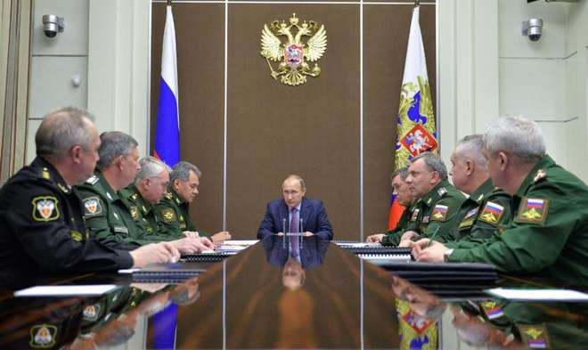 Tong thong Putin khang dinh Nga khong muon chay dua vu trang hinh anh