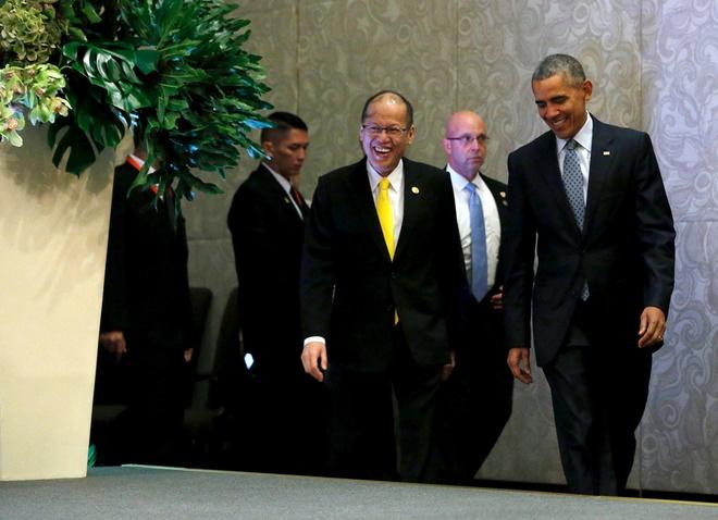 Obama yeu cau Trung Quoc ngung boi lap tren Bien Dong hinh anh 1
