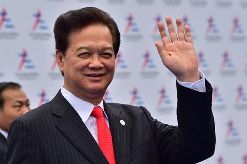 Thu tuong muon ASEAN doan ket tren Bien Dong hinh anh
