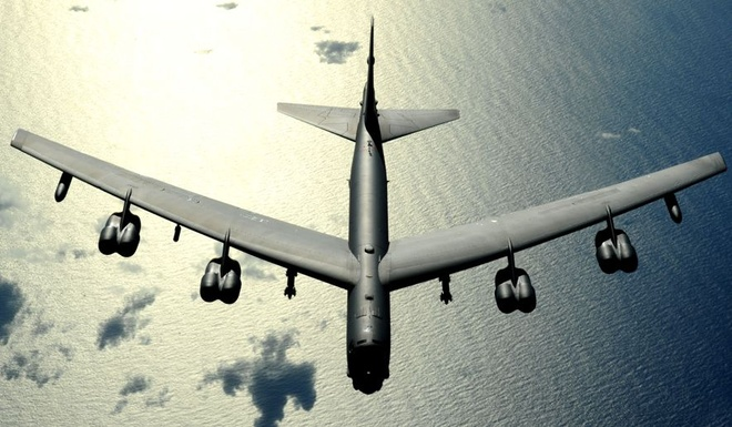 'B-52 My ap sat da Chau Vien khong phai do nham lan' hinh anh