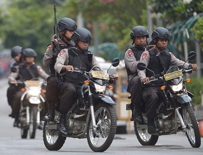 'Dong Nam A doi mat nhieu vu khung bo nhu o Indonesia' hinh anh 1