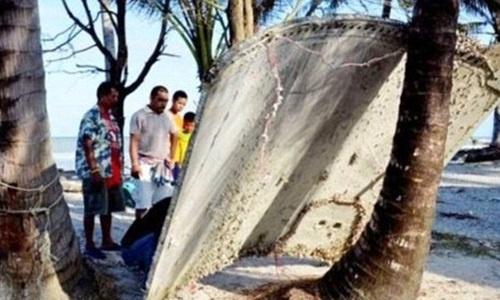 Thai Lan tim thay manh vo nghi cua chuyen bay MH370 hinh anh
