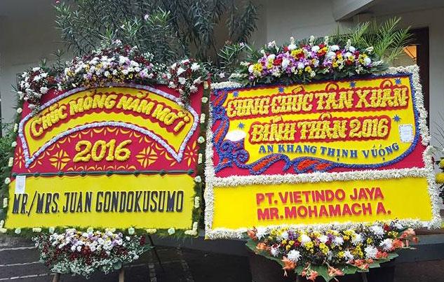 Tet Viet Nam am ap giua long Jakarta hinh anh