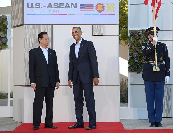 Cac nha lanh dao du Hoi nghi 'khong ca vat' My - ASEAN hinh anh 2