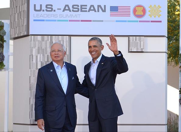 Cac nha lanh dao du Hoi nghi 'khong ca vat' My - ASEAN hinh anh 4