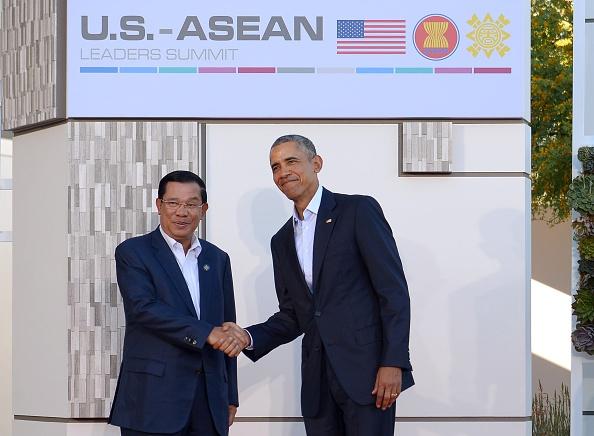 Cac nha lanh dao du Hoi nghi 'khong ca vat' My - ASEAN hinh anh 6