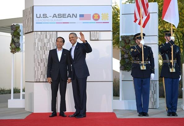 Cac nha lanh dao du Hoi nghi 'khong ca vat' My - ASEAN hinh anh 7