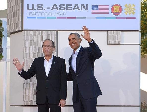 Cac nha lanh dao du Hoi nghi 'khong ca vat' My - ASEAN hinh anh 8
