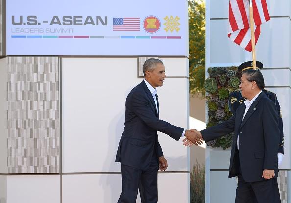 Cac nha lanh dao du Hoi nghi 'khong ca vat' My - ASEAN hinh anh 9