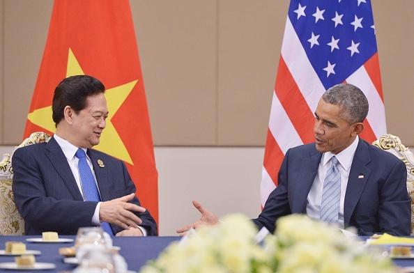 Tong thong Obama se tham Viet Nam vao thang 5 hinh anh 1