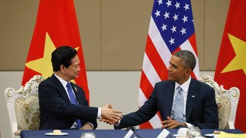 Tong thong Obama se tham Viet Nam vao thang 5 hinh anh