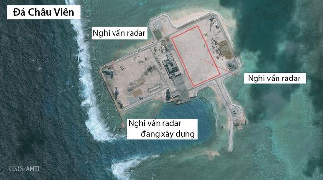 Radar cua TQ o Truong Sa nguy hiem hon ten lua tai Phu Lam hinh anh 1