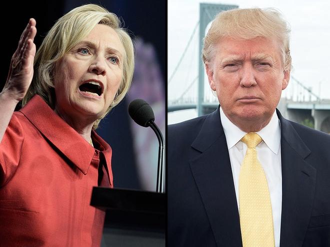Sieu thu ba lan 2: Clinton, Trump duy tri mach thang loi hinh anh