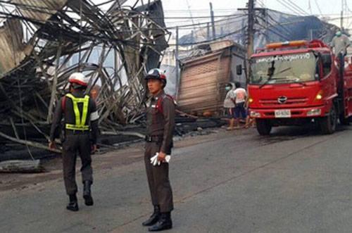 Ho tro 13 gia dinh Viet kieu bi hoa hoan o Thai Lan hinh anh