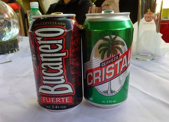 Cuba 'chay bia' vi khach du lich My hinh anh 1