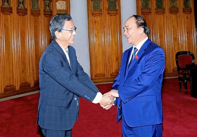 Thu tuong Nguyen Xuan Phuc du hoi nghi G7 cuoi thang 5 hinh anh 1
