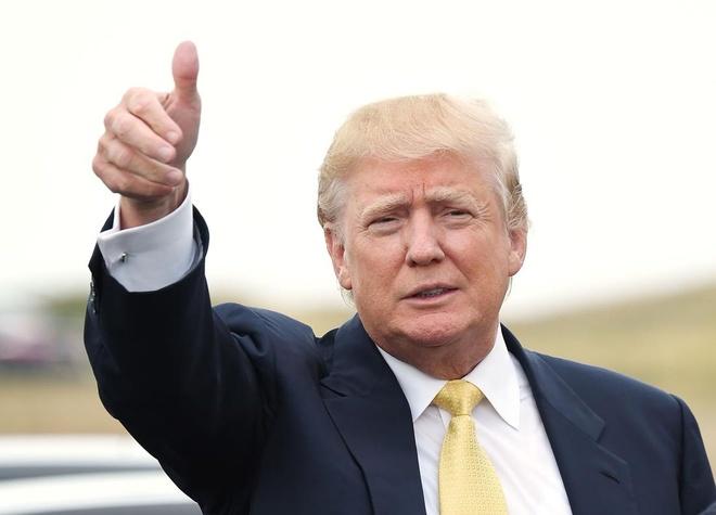 Doi thu rut lui, Trump chac chan la ung vien tong thong hinh anh