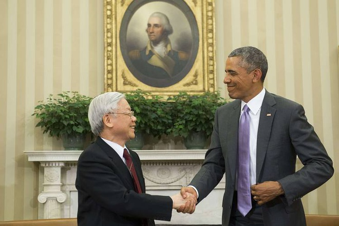 Obama tham Viet Nam: Co hoi viet nen chuong quan he moi hinh anh