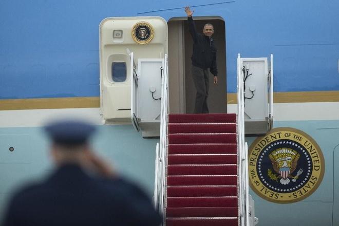 Hanh trinh toi Viet Nam cua Tong thong Obama hinh anh 5