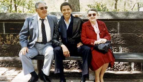 Me ong Obama: Nguoi dinh hinh nhan cach tong thong tuong lai hinh anh 3