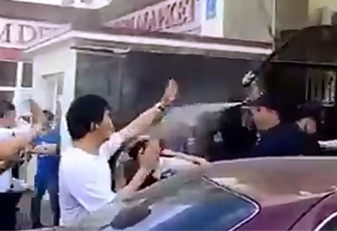 Video moi vu nguoi Viet o Lang Sen bi danh da man hinh anh 1