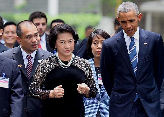Phien dich Obama thua nhan goi y cau Kieu cho tong thong My hinh anh