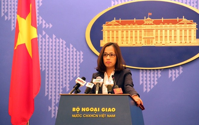 Viet Nam phan doi Thai Lan dung vu luc voi ngu dan hinh anh 1