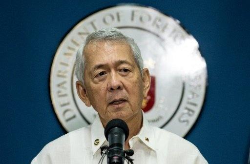 Philippines thuc giuc TQ ton trong phan quyet Toa Trong tai hinh anh