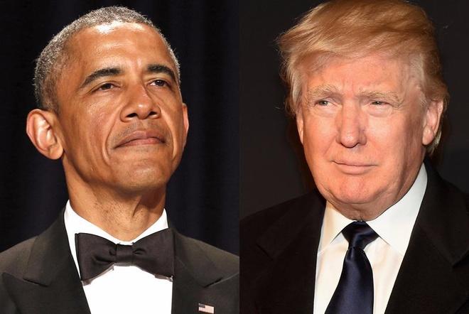 Obama: Trump 'khong phu hop' de lam tong thong My hinh anh