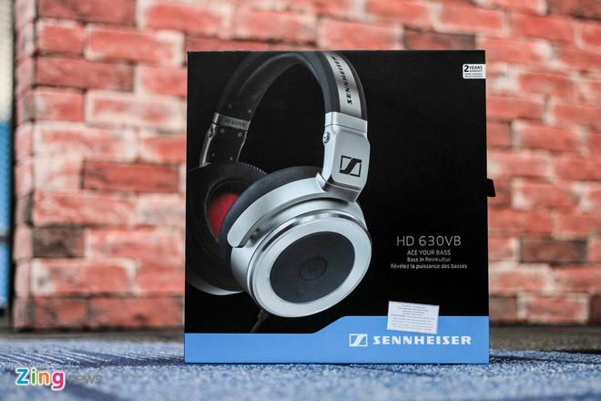 Dap hop tai nghe audiophile HD630 VB, gia 12,5 trieu o VN hinh anh 1
