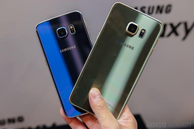 6 doi Galaxy S cua Samsung hinh anh