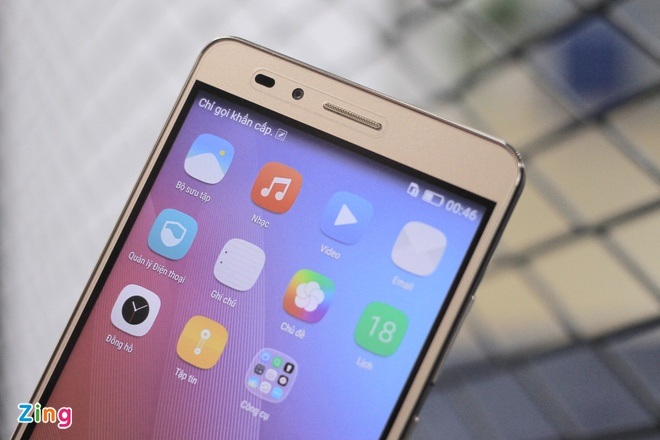 Smartphone gia 6 trieu, co cam bien van tay cua Huawei hinh anh 9