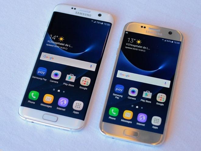 Nhung diem nhan tren bo doi Samsung Galaxy S7/S7 edge hinh anh