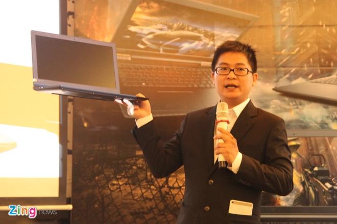 Lenovo dem laptop choi game gia re ve Viet Nam hinh anh 1