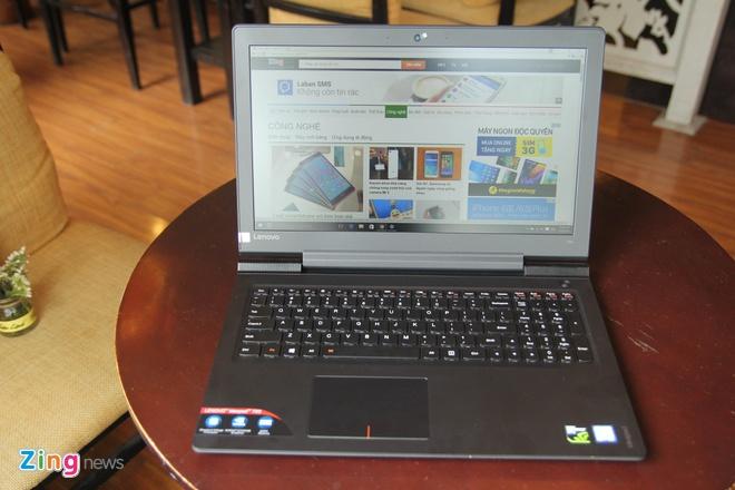 Lenovo dem laptop choi game gia re ve Viet Nam hinh anh 2