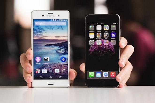 Nhung smartphone cao cap giam gia sau Tet hinh anh