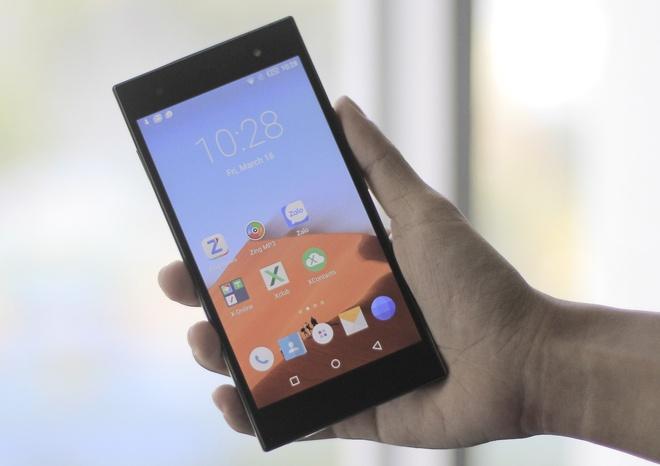 Smartphone duoi 5 trieu co RAM 3 GB dau tien o Viet Nam hinh anh