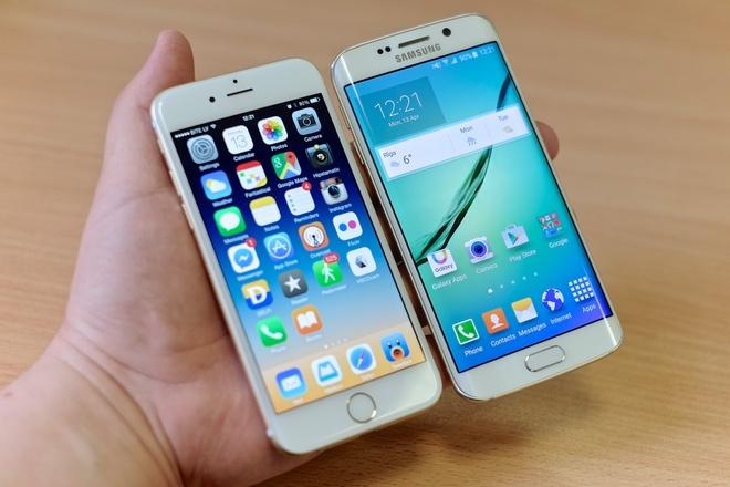 5 smartphone xach tay Han Quoc ban chay o Viet Nam hinh anh