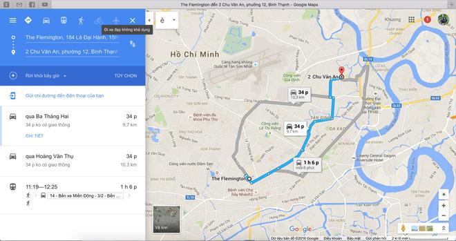 Google Maps chi duong sai o Viet Nam hinh anh 4