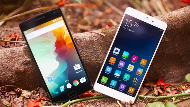 Nhung smartphone xach tay Trung Quoc ban chay o VN hinh anh