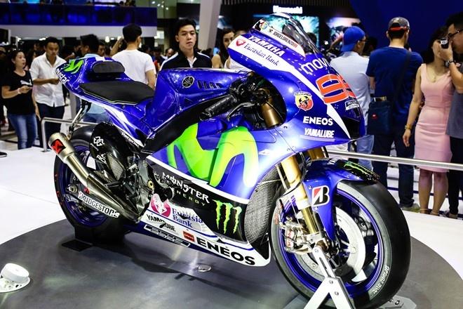 4 mau MotoGP vua den Viet Nam hinh anh