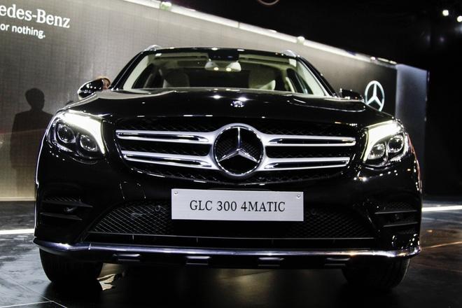 Chi tiet Mercedes-Benz GLC 300 gia 1,9 ty dong vua ra mat hinh anh