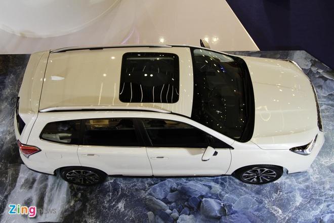 Subaru Forester 2016  ve Viet Nam, gia tu 1,4 ty hinh anh 2