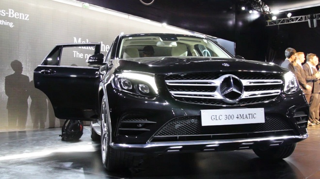 Danh gia chi tiet Mercedes-Benz GLC 300 vua ra mat tai VN hinh anh