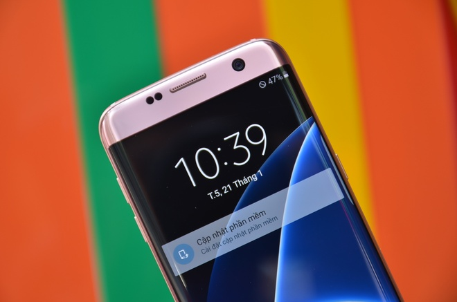 Samsung Galaxy S7 Pink Gold anh 7