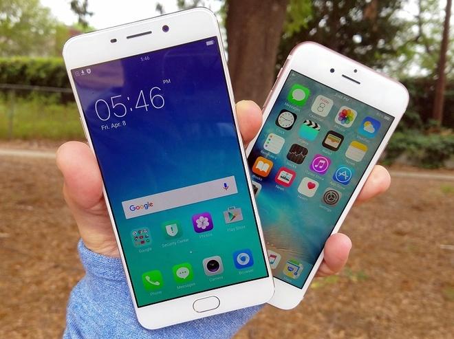 Loat smartphone hap dan moi ve Viet Nam hinh anh