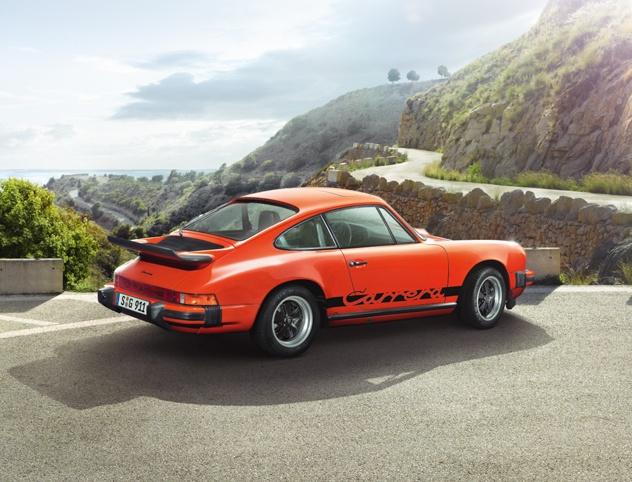 Sieu xe Porsche ra doi nhu the nao? hinh anh