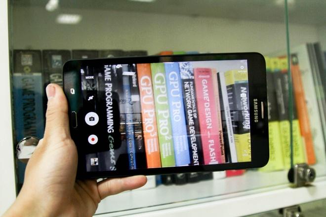 Samsung Galaxy Tab A6: Thiet ke vua tay, cau hinh kha hinh anh 3